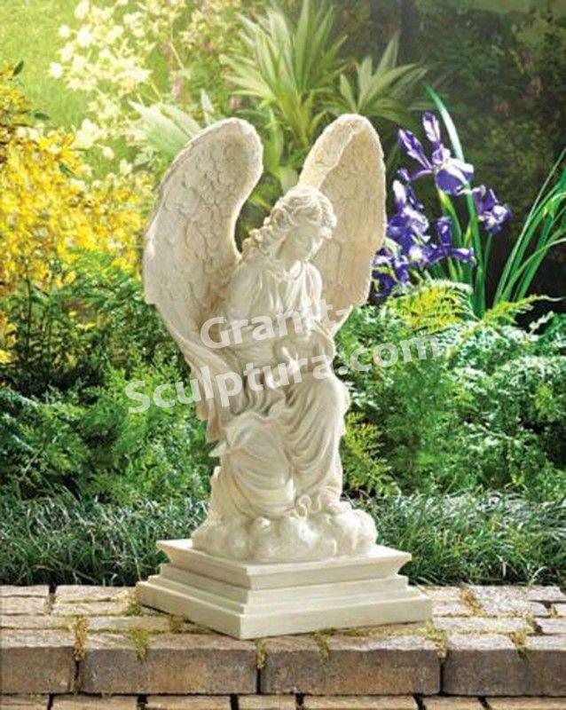 Фото скульптуры для сада своими руками фото